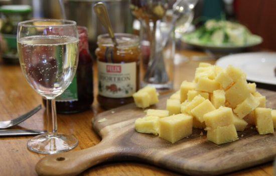 Västerbotten – three ways with cheese