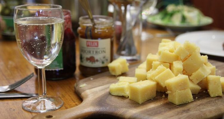 Västerbotten – three ways with cheese